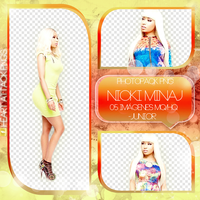 +PNG-Nicki Minaj by Heart-Attack-Png