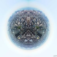 City World by A-E-W