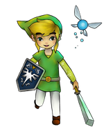 Toon Link! by marissa287