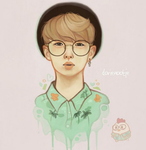 day6 - jae park by Dorinootje