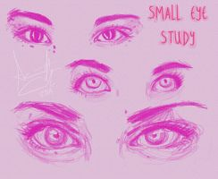 Eye Study by xSammehx