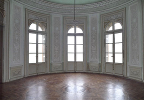 Empty Room - Castle - Light Green 2 - Transparent  by Quryous