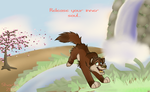 Release your inner Soul... by Sharlia
