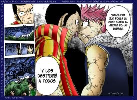 Fairy Tail Cap 228 Pag 25 a 26 by akame-dark