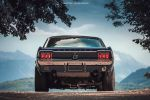 Blue Mustang Coupe III by AmericanMuscle