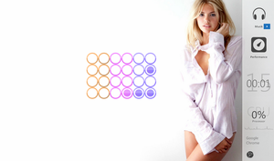 My desktop 2013-01-09 :: Kate Upton by wineass