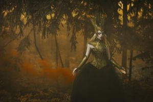 Hekate by Voodica