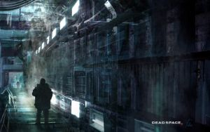 Dead Space 3- Science Ice Lab by jason-felix