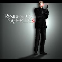 Albert Wesker Afterlife by WeskerFan1236