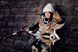 Demon Hunter Diablo 3 Cosplay by Kotori-Cosplay