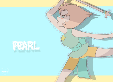 Pearl by hhhanele