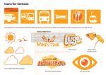 Icons for Sentosa Set1 by chinseiju