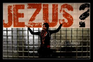 who the BEEP is Jezus? by DuiveltjeMaeli
