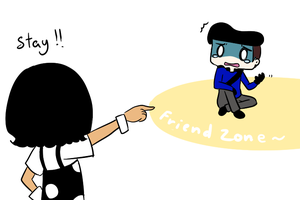 Friend-Zone'd by Tinachan90