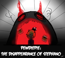 Stephano is missing by Aliaon