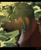 K-9 by Xx-Lord-V-xX