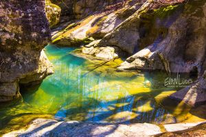 21: Below Blue Waters by FramedByNature