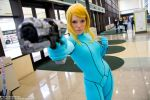 MegaCon 2012: Samus by stillreflection