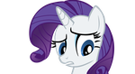 My Little Vector - Rarity by Rudahn