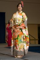 Kimono Fashion show 3 by Icarus-Descending