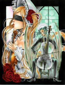 The Musicians by SiSero