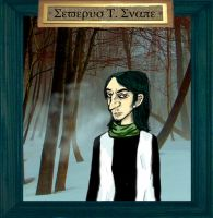 Severus T. Snape by DaughterRootless