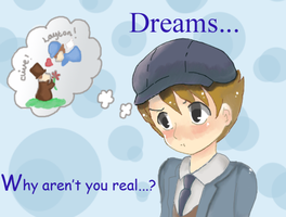 Clive Dove and the Dream - Request by kay-kay96