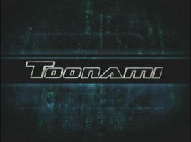 Toonami screen intro bumper by TomX117