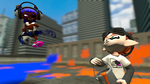The Crazy New DLC Weapons of Splatoon... by Sergeant-Sunflower