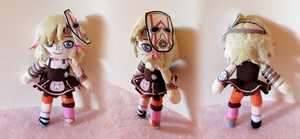 Tiny Tina - Borderlands 2 by Squisherific