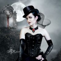 The  Lady of  Blood by vampirekingdom