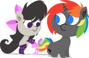 Because good firend is The best gift! by The-Croolik