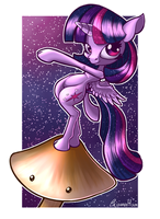 Space Sparkle [Commission] by Pajama-Ham