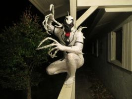 MY COMPLETED ANTI VENOM COSTUME by symbiote-x