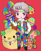 Hippie Prussia by iCanadianBacon