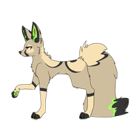New potential fursona, please help me out! by Curingx