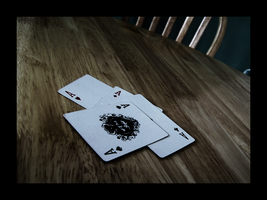 Ace of spades 2 by EmberGFX
