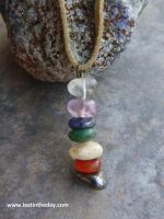 Chakra Pendant by Lost-in-the-day