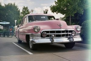 Pink Cadillac by Ryan-Warner