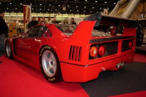 Ferrari F40 racing 2 by luis75