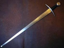 One-handed sword one - 1 by Danelli-Armouries