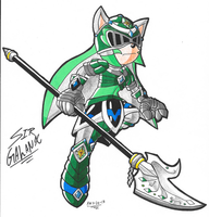 *POINT-COMMISSION*:  Sir Galanx by Armpit-Warrior