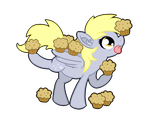 All the Muffins! by Koalacubes