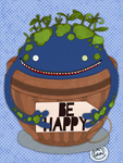 Be Happy Gobby by Landale