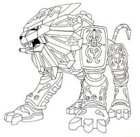 Kaiserleomon not colored by racookie3