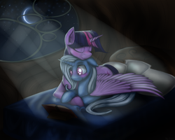 TRIXIE X TWILIGHT by Wojtovix