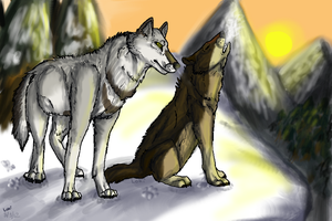 Olethanea Request- Calling by lokami-the-wolf