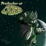 Protector of Chaos [Alternate Cover] by MarekSterling