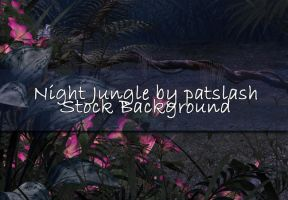 Nite Jungle by galleryofdreams by TW3DSTOCK