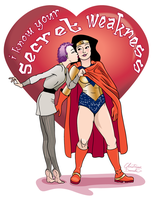 Womanthology Valentine by doctor-morbius